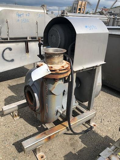 "6"" Cornell Hydro -Food Pump,"