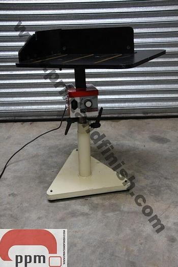Used Setmaster Floor Standing Paper Jogger