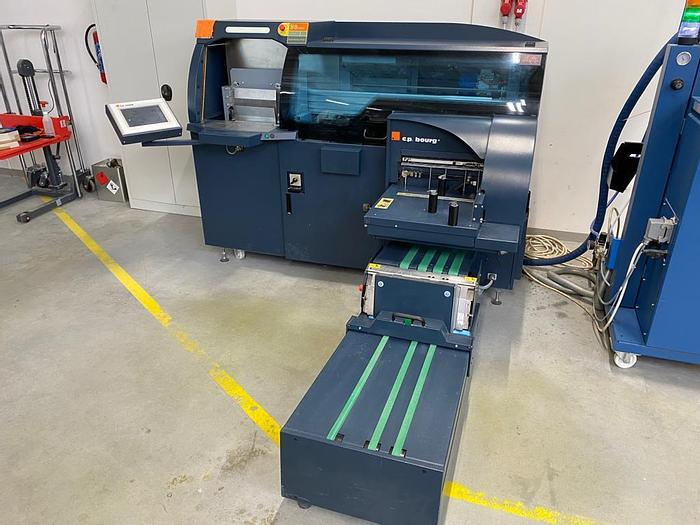 Used 2008 Bourg BB 3002 PUR