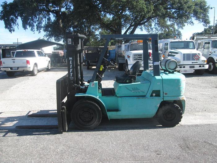 Used Mitsubishi FG40KL 8K Forklift