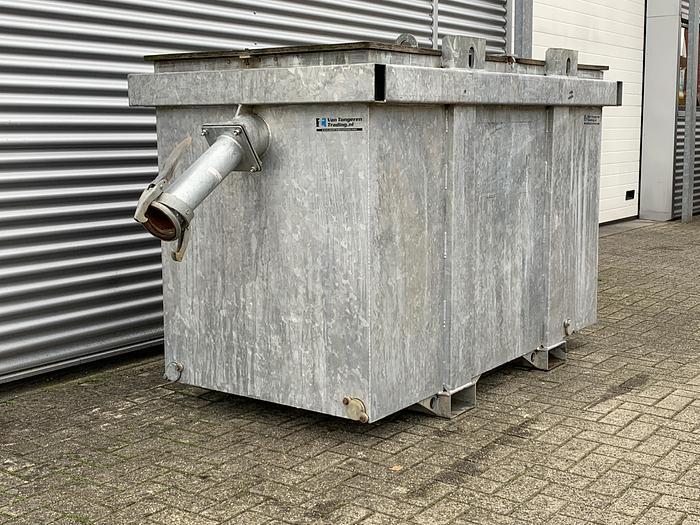 Used 2018 BBA BBA Zandvangbak inhoud