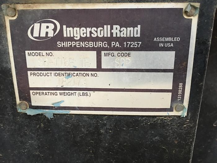 2005 INGERSOLL-RAND SD116TF