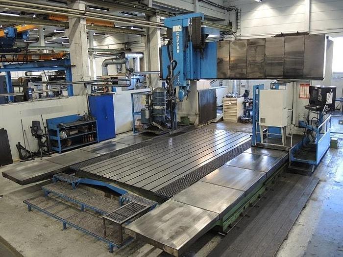 Refurbished Refurbished Correa FPM-60 Bridge Type Milling Machine