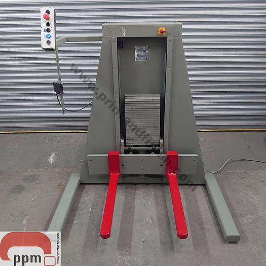 Used Polar L 600-3 Pile Lift