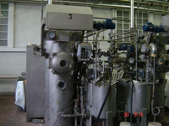 Used OVERFLOW DYEING HT BRAZZOLI 2MBC HT 50