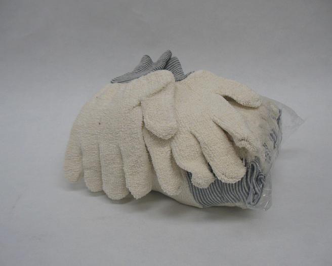 Gloves: (Terry Cloth) (1 dozen pair)