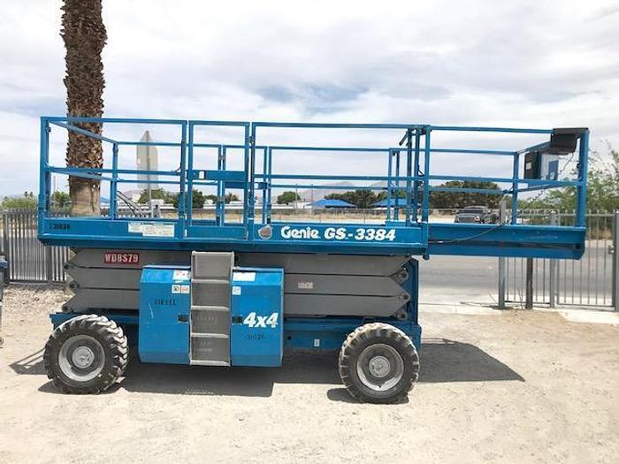 2007 Genie GS-3384 Scissor Lift
