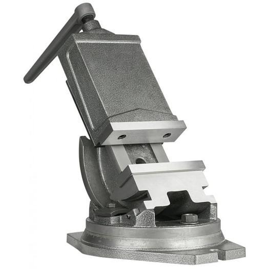 Cormak QHK125 x 125mm Tilting Machine Vice