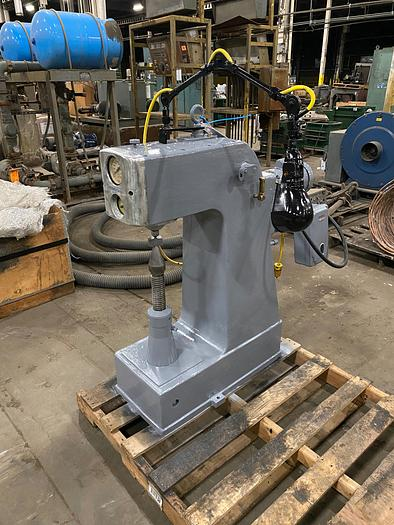 BRINNEL DETROIT DH-2 TEST MACHINE