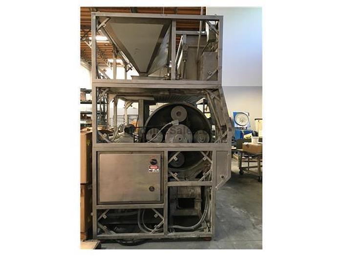 2000 United Centrifugal Barrel Finishing Machine