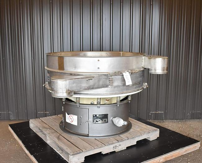 Used USED KASON SCREEN, 48'' DIAMETER, STAINLESS STEEL