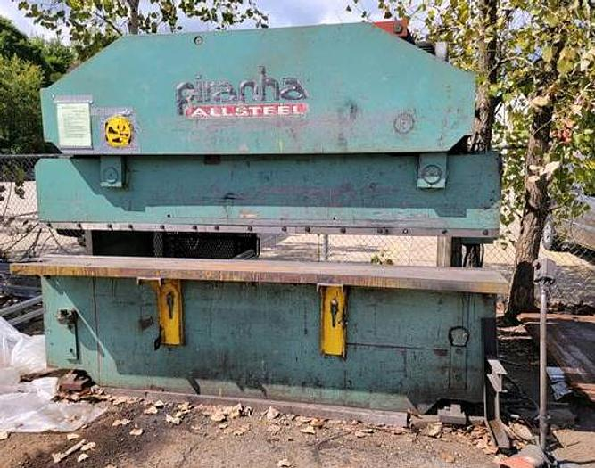 90 Ton Piranha 9510 Brake Press