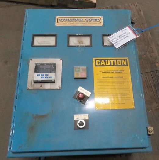 2004 DYNARAD ELECTRIC RESISTANCE FURNACE 900#