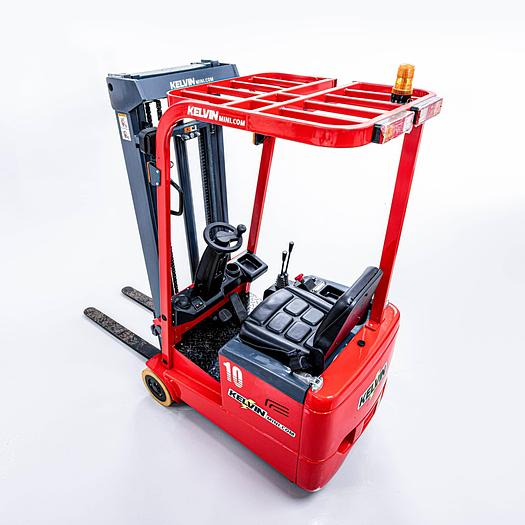 New Electric forklift truck