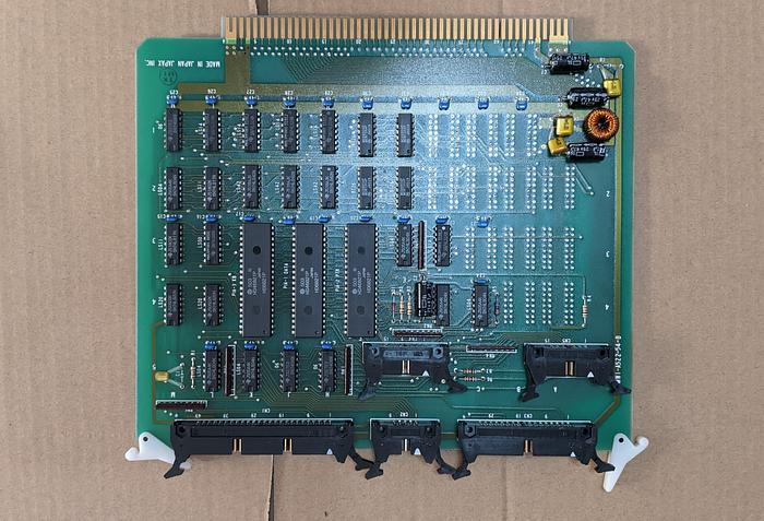 Used JAPAX MWI-A522-54-B CPU BOARD