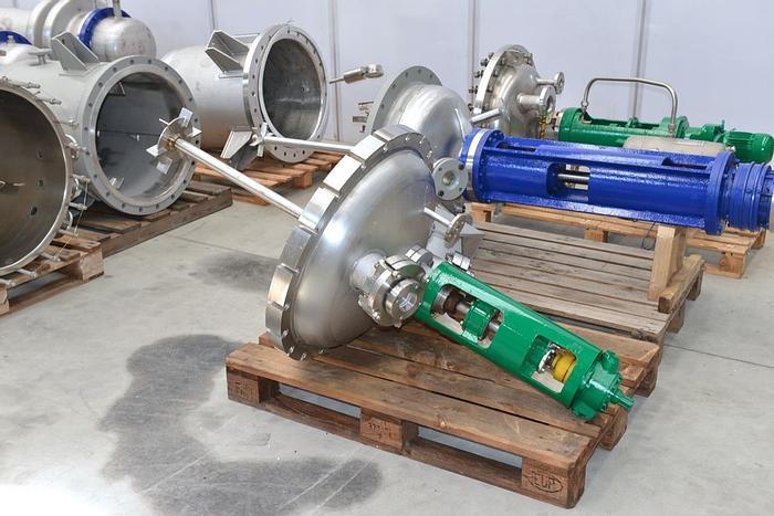 Usata Reattore COMBER da 350 Litri
