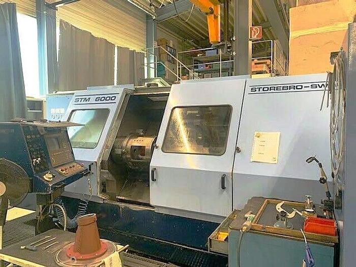 Used Storebro STM 6000 - 1500 - 1991