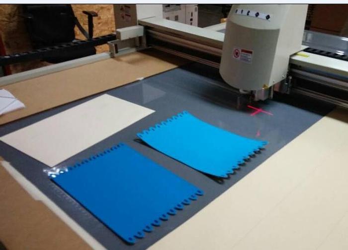 Used Blanket Cutting Machinery