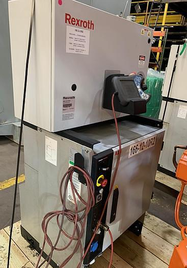 2014 ABB IRB 6640 180/2.55 WITH ARO SPOT WELDING GUN AND REXROTH WELDING