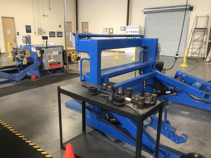 Used 2016 Reel Power 'Reel-O-Matic' Cable Spooling/Winding Machine