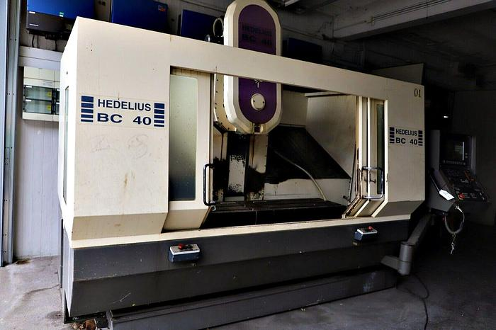 Used Hedelius BC 40 D - 1995