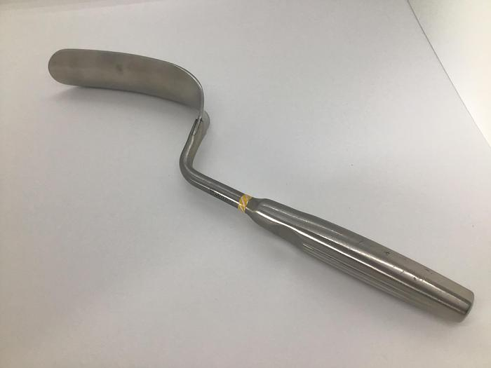Used Speculum Vaginal Breitsky 40 by 140mm Blade by 320mm
