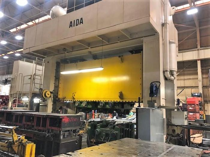 Used 1100 ton AIDA SSDC Press