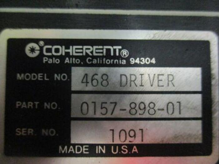 COHERENT 468AS