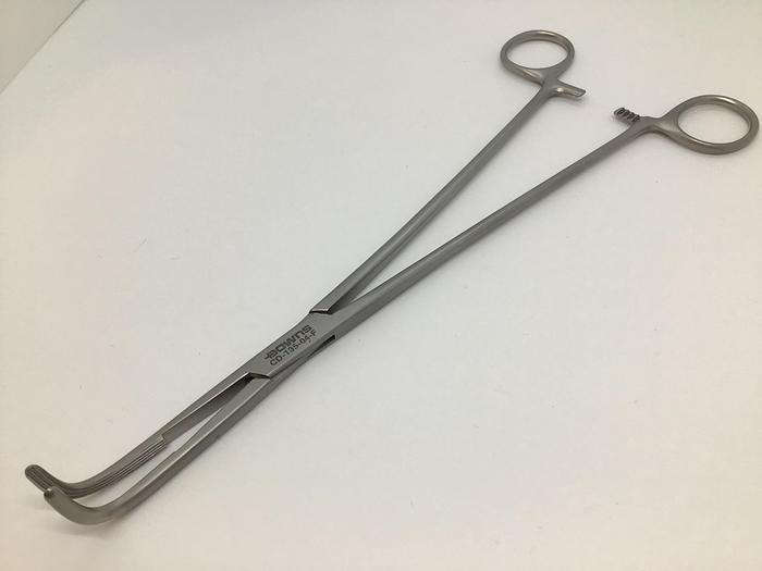 Clamp Cholecystectomy Mixter Curved 250mm