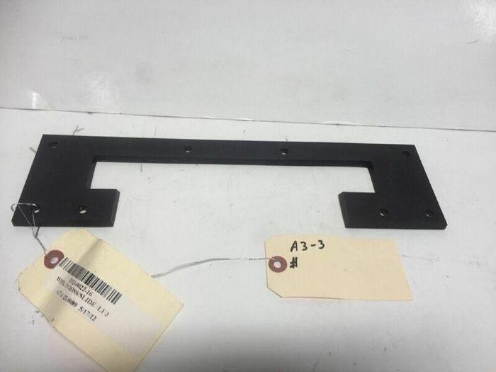 New Okuma Wiper Up / Cross / Slide For LU-35M Part H1023-0022-16 H1023002216