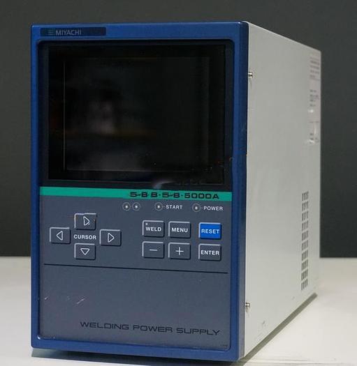 Used Amada Miyachi IPB-5000A DC