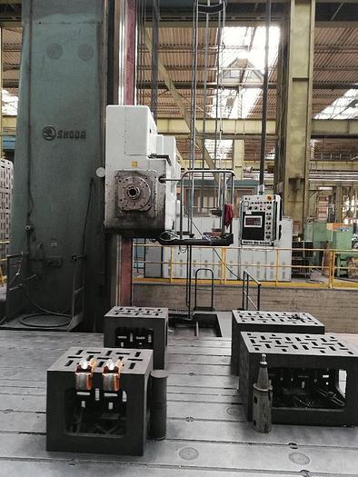 Použitý 1988 SKODA Boring mills W200HC
