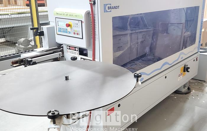 Used 2012 Brandt Ambition 1110 (KDN110) used edgebander with pre-milling