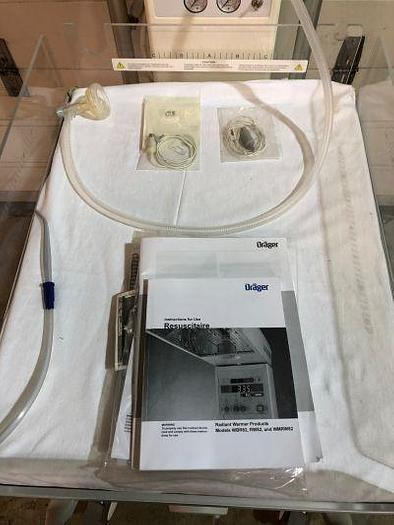 Neonatal Care Centre Drager Hiillrom Airshields Resuscitaire with Radiant Warmer