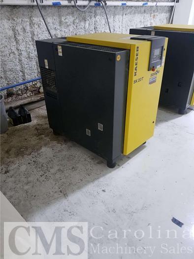 Used 2012 Kaeser Compressor