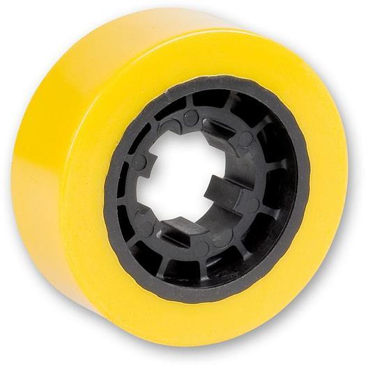 Baby Feeder Wheels 76X30mm - Poly