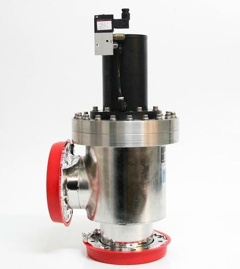 """MDC AV-400M-PAA-03 313045-03 ElectroPneumatic Angle Valve 4"""" 6104"""