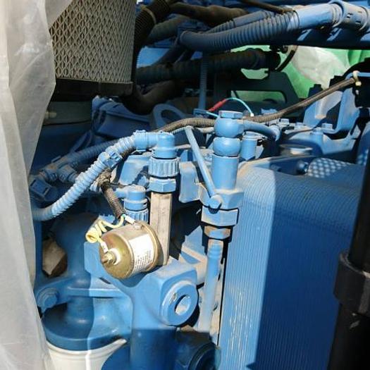 750 kW 2004 MTU 12V2000G83 Diesel Generator