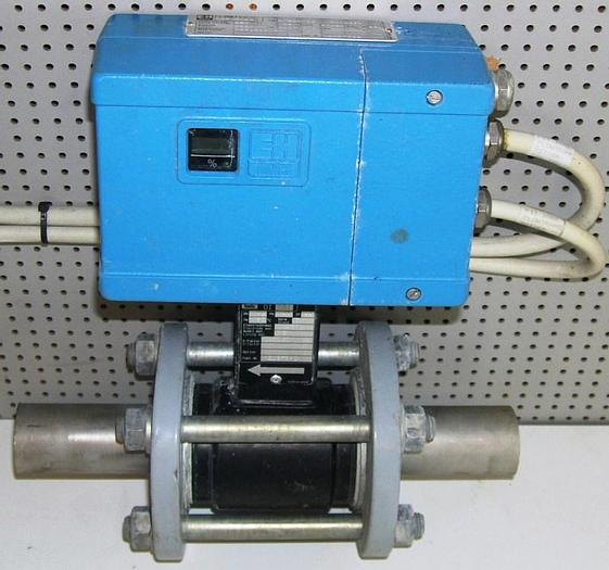 Used EH FLOWTEC, VARIOMAG DMI 6531
