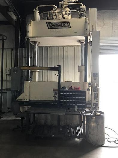 Used 150 Ton Verson Hydraulic Press