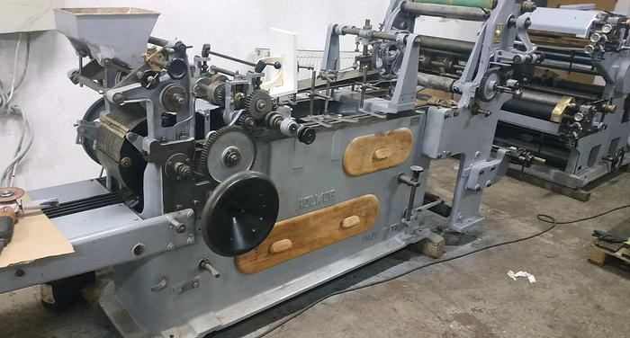Holweg RS1 with 4 col. flexo