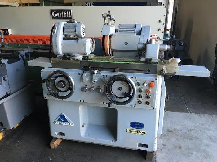"Used 10"" x 15"", JACKMILL, No. JMC-400H, 5 HP [4565]"