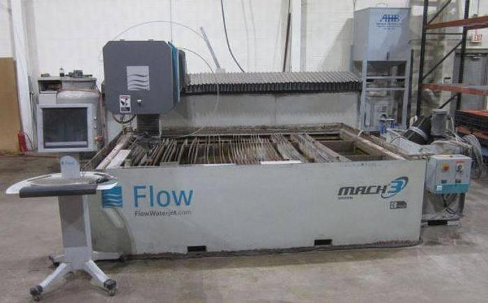 Used 2011 Flow Mach WATER JET CNC MACHINE  44431
