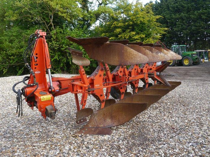 Used Kuhn Multi-Master 121 Plough