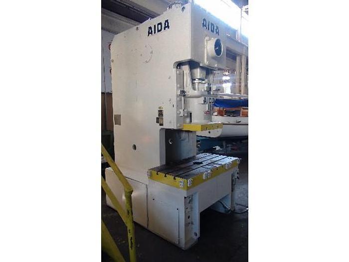 121Ton Aida Gap Frame Mechanical Press