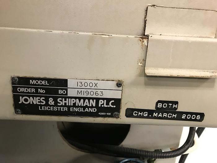 JONES & SHIPMAN MODEL 1300X MICRO-PROCESSOR