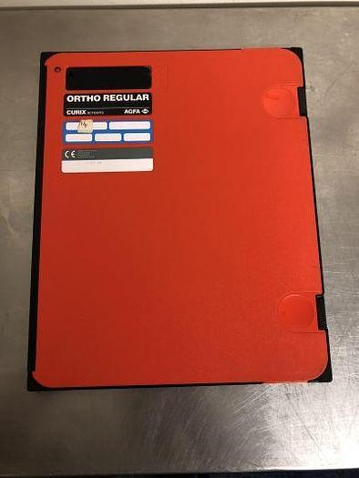 Cassette Agfa Curix Ortho Regular 24x30cm