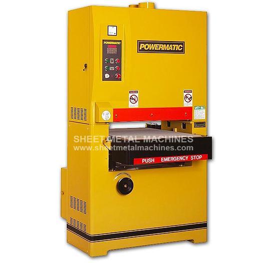 POWERMATIC WB-25 Wide Belt Sander 15HP 3PH 230/460V Variable Speed, DRO 1790825