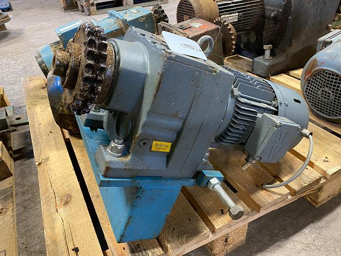 Used SEW-Eurodrive, Electric motor with reducer