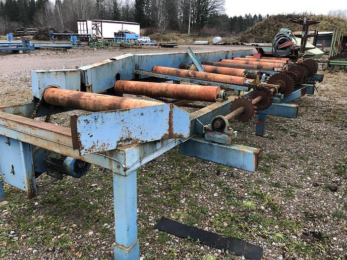 Used Roller conveyor